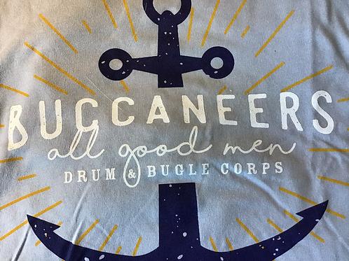 Vintage Anchor Tee-Shirt (Blue)
