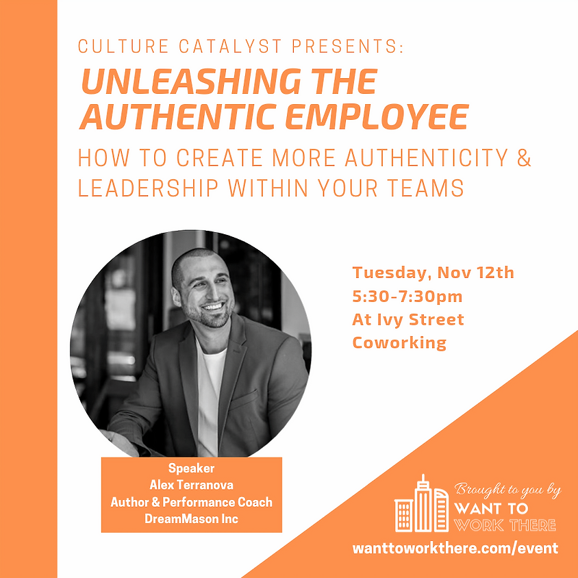 Unleashing the Authentic Employee: How to Create More Authenticity & Leadership Within Your Teams