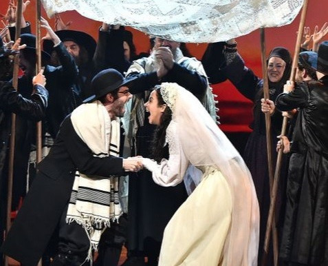 Jewish Weddings in the Movies