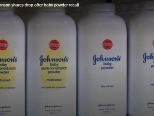 Talco do Johnson & Johnson provoca câncer?