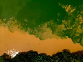 A catástrofe da água como síntese do Rio