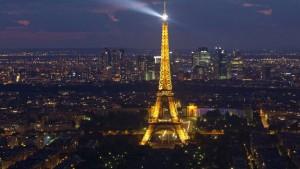 Paris During the Attacks