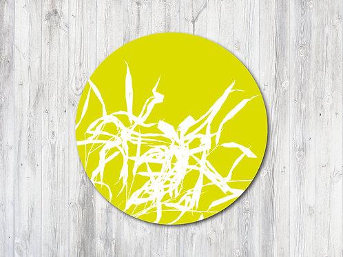Bamboo Round Placemat Set