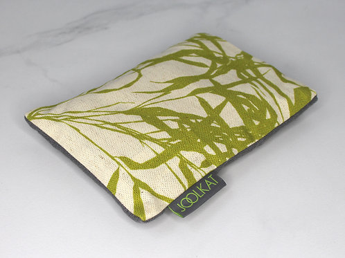 WheatyBag® with JOOLKAT Bamboo Design Removable Linen Cover