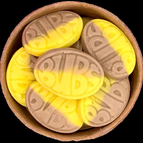 Banana Foam Ovals