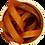 Thumbnail: Caramel Whip (1 Metre)