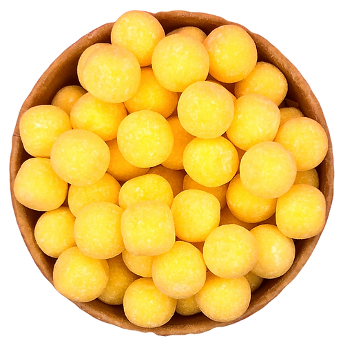 Chewy Lemon Bonbons