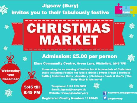 Jigsaw - Christmas Market