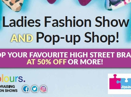 Ladies Fashion Show And Pop Up Shop