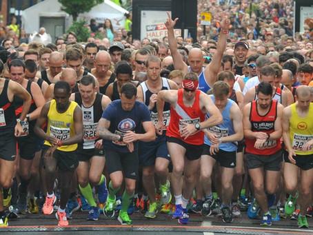 Wigan Half Marathon - 17 March 2019