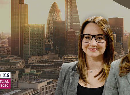 Two of our team are FINALISTS in financial advice awards recognising industry trailblazers