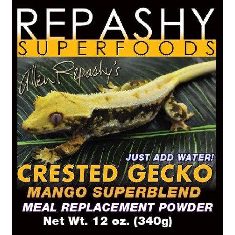 Repashy Crested Gecko MRP Diet Mango Superblend 340 gram
