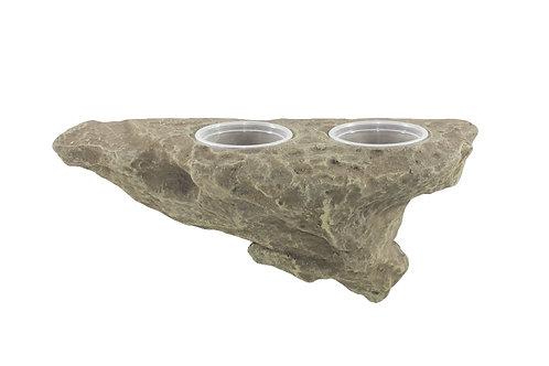 Foderstation/Grotta Medium sten