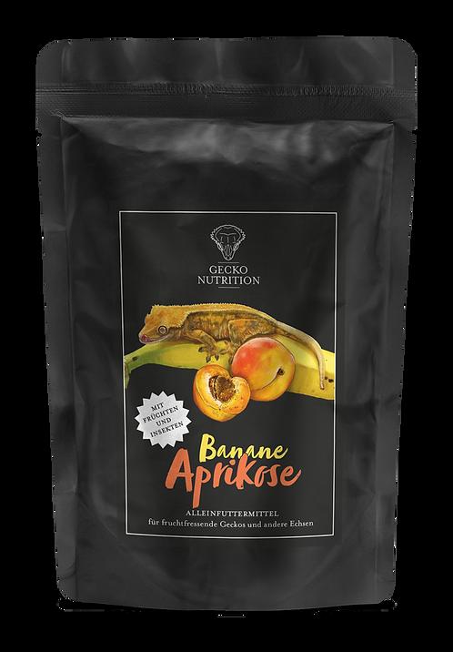 Gecko Nutrition Banan/Aprikos 500 gram