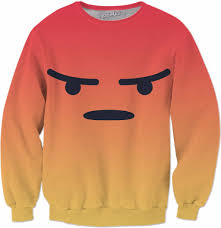 Are You Wearing Your Angry Sweater?