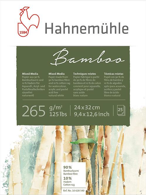 The Bamboo Mixed Media (24x32cm x 25 sheets)