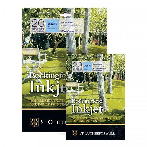 BOCKINGFORD Inkjet - Sheets