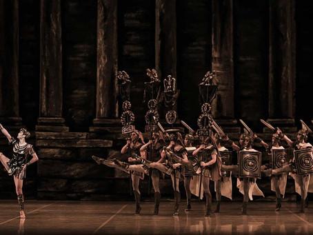 "Korea National Ballet brings ""SPARTACUS"" to Hong Kong"