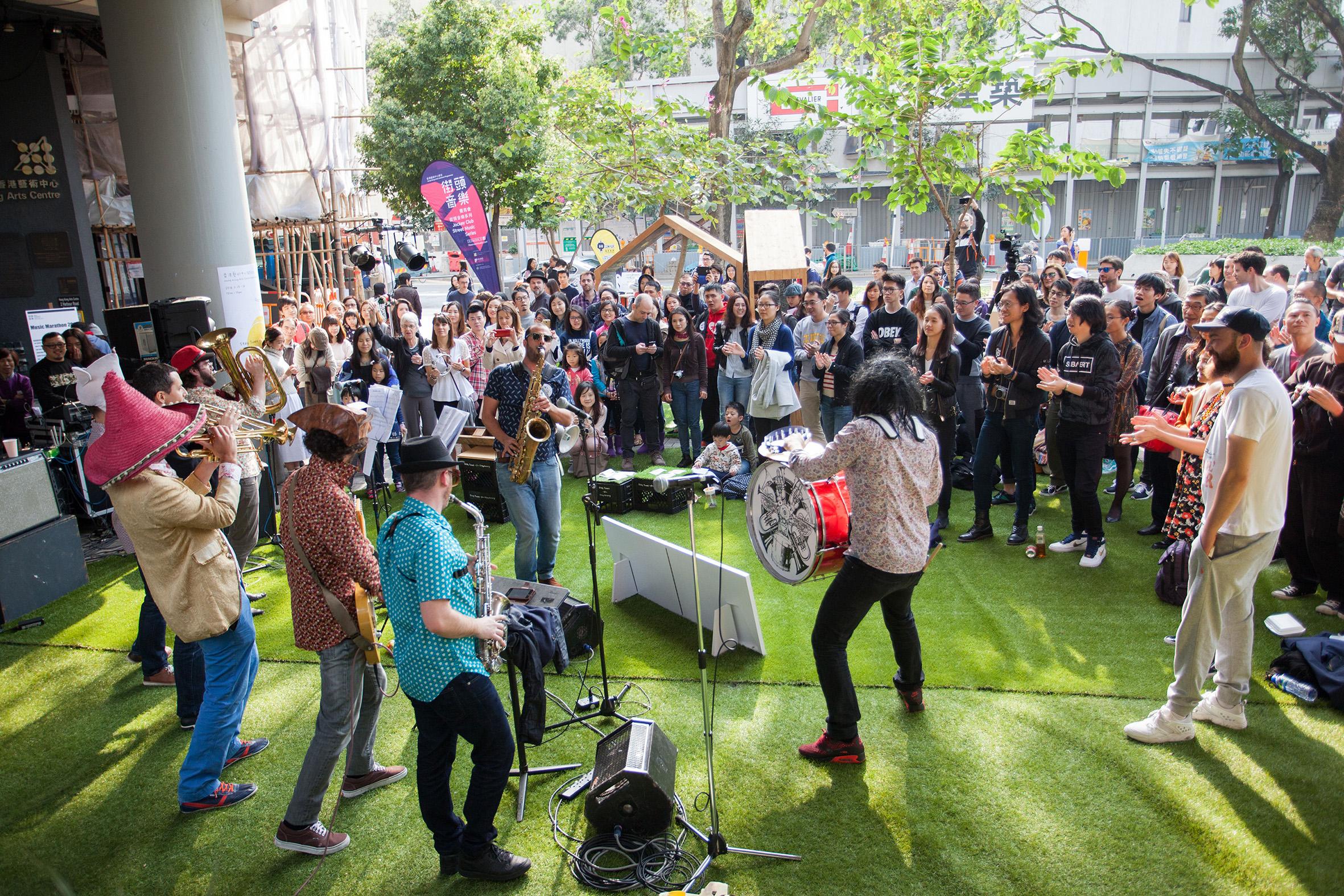 HKAC Street Music