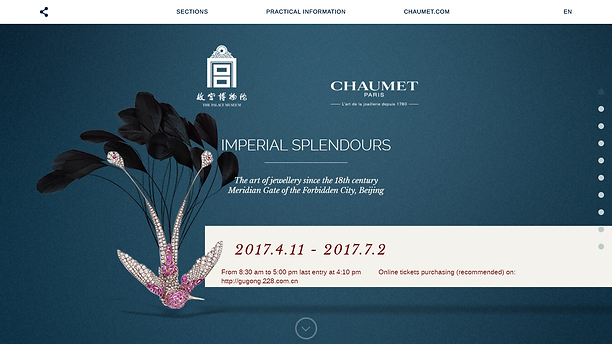Chaumet's Imperial Splendours at Beijing's Palace Museum | Asia Week