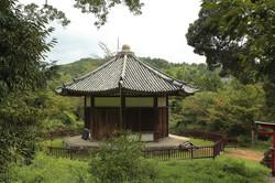 Hakkakudō 八角堂, Eisanji 栄山寺 (Nara)