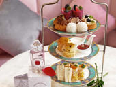 Serving Perfect Happiness at High Tea
