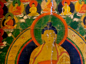 "Conservator Ann Shaftel on ""Science and the Sacred: The Preservation of Buddhist Thangka"""