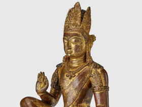 Masterpieces from the Nyingjei Lam Collection of Buddhist Sculpture at  Bonhams this October