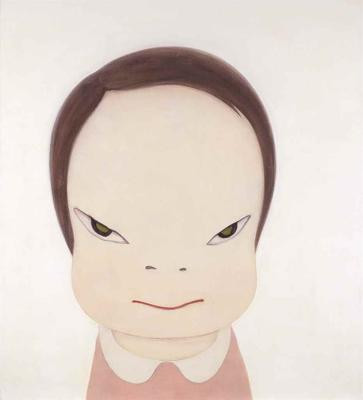 Yoshitomo Nara (Japan, b.1959). Eastern Youth, 2000.