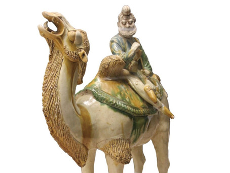 Life along the Silk Road: 13 Stories during the Great Era