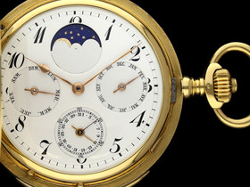 On the Gentlemen's Desk: Watches, Arms and Silver at TEFAF