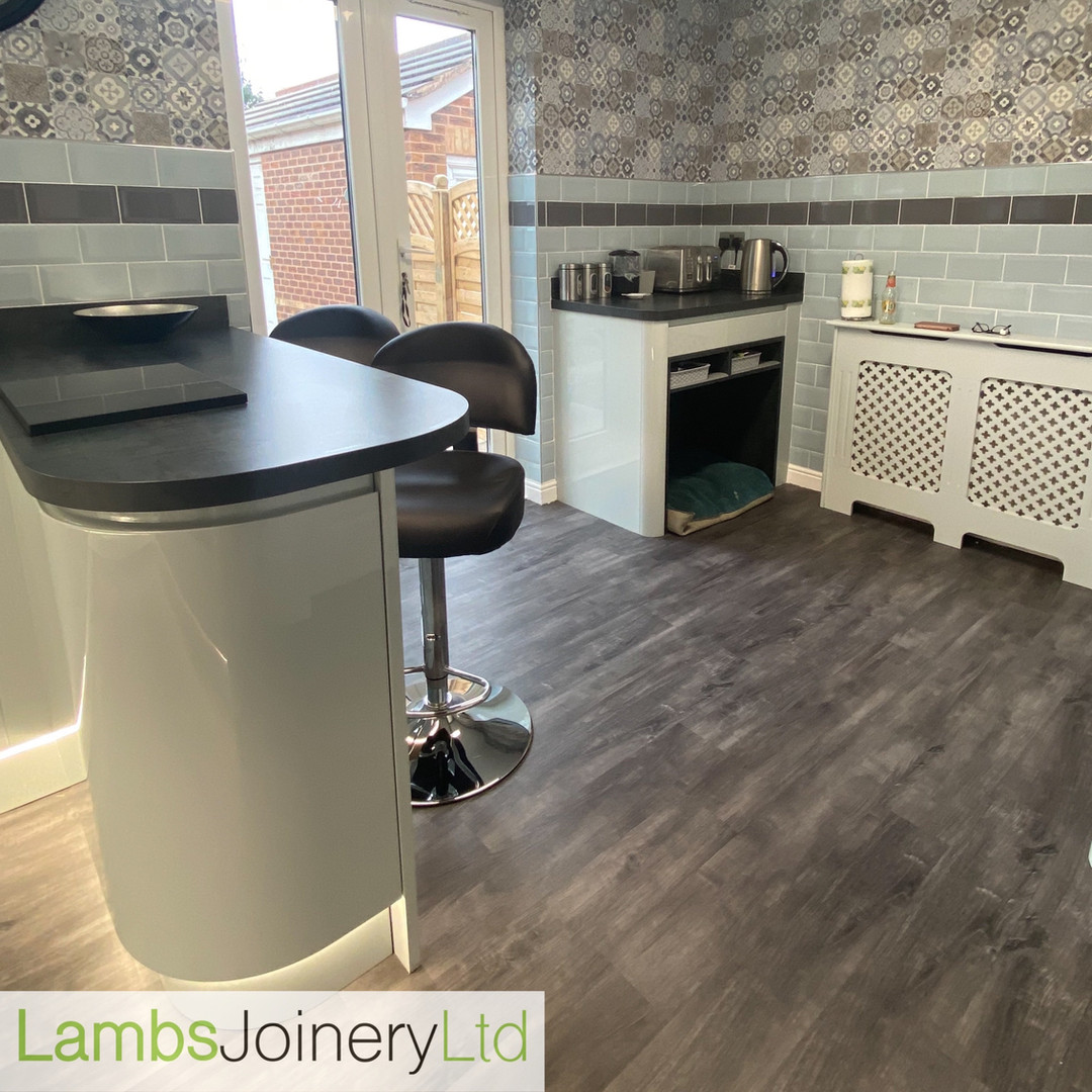Wren kitchens kitchen fitted in Doncaster