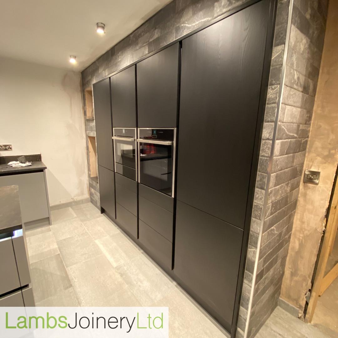 Wren kitchens kitchen fitted recently