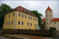 Plavební kanál Fláje-Clausnitz