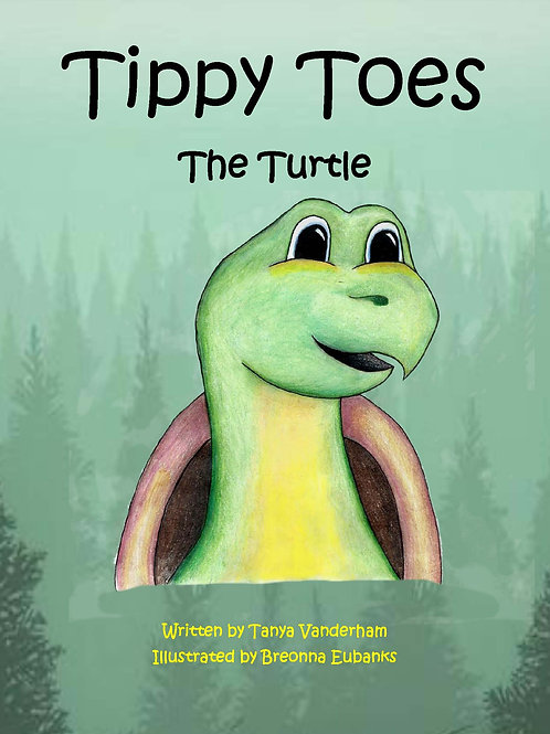TippyToes the Turtle
