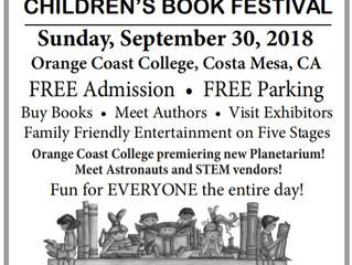 15th Annual Orange County Children's Book Festival