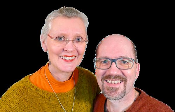 Leela & Suvan Schlund privat