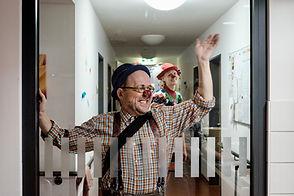Clowns Elfie & Anton im Seniorenheim_foto-kai-kremser
