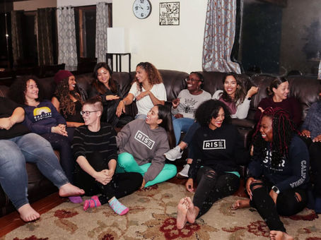 The Bravely Rise Retreat Was Powerful!