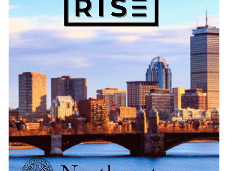 Bravely Rise Partners with Northeastern University!