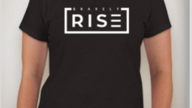 Bravely Rise T-shirt