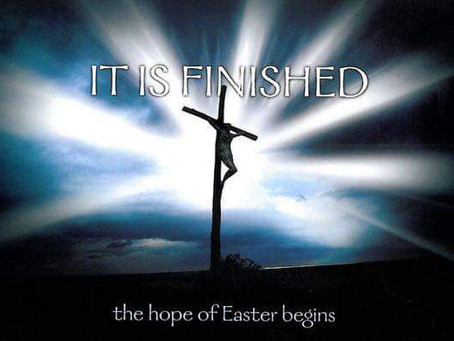 Jesus' death and Jesus' resurrection: the only reasons I am still standing!