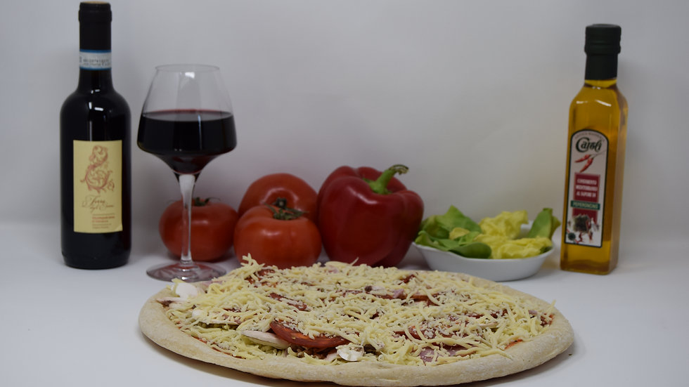 Pizza Tomate Europa