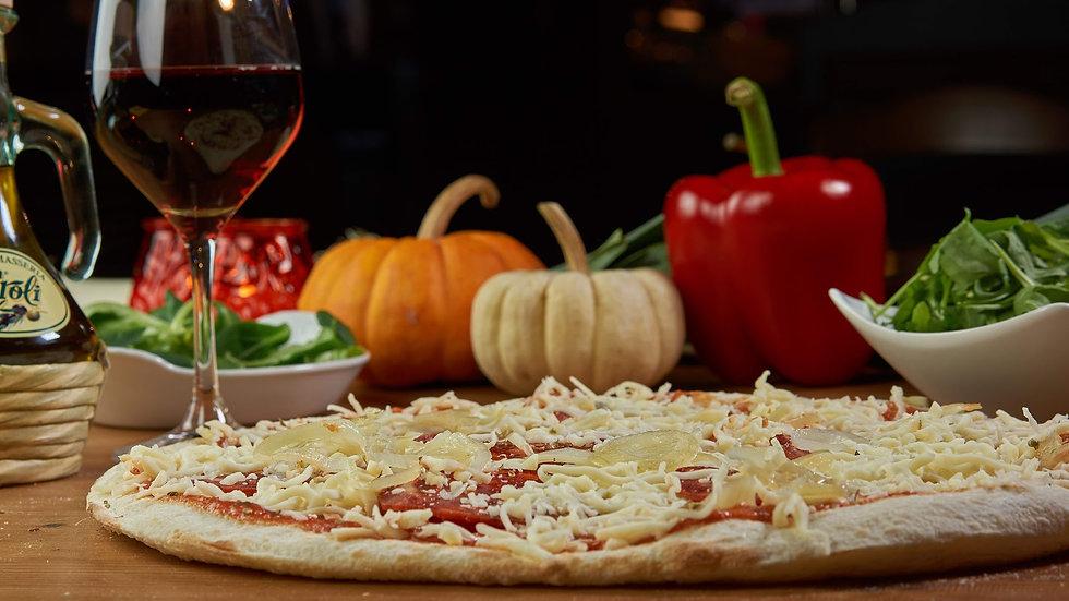 Pizza Tomate Fra Diavolo