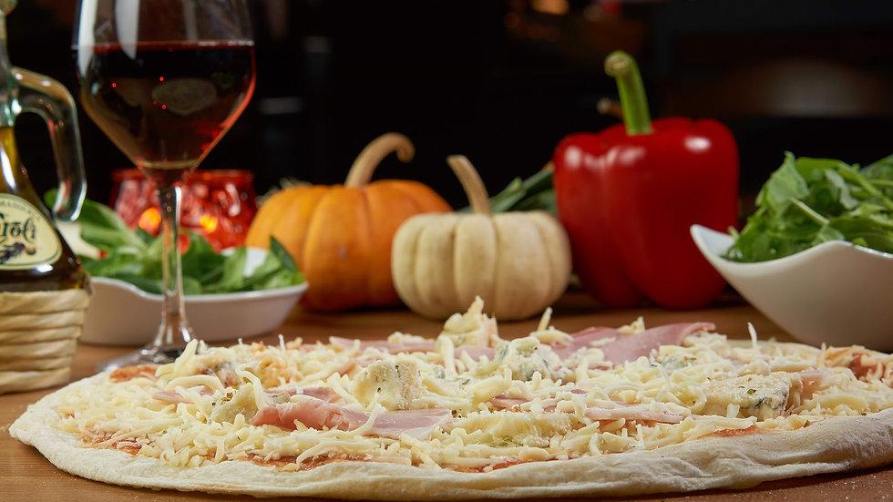 Pizza Tomate Italo Belge