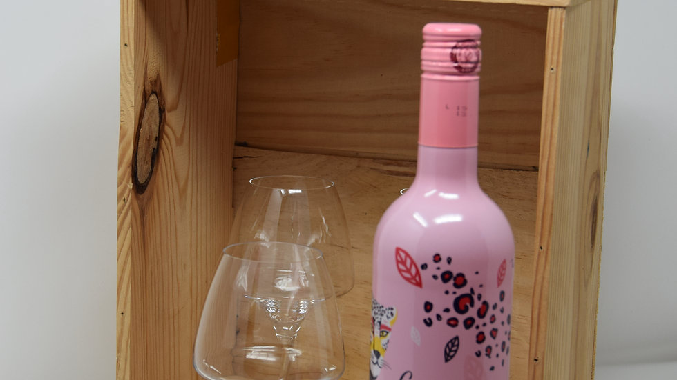Vin Rosé Grain d'Amour 75cl   (Livré frais)