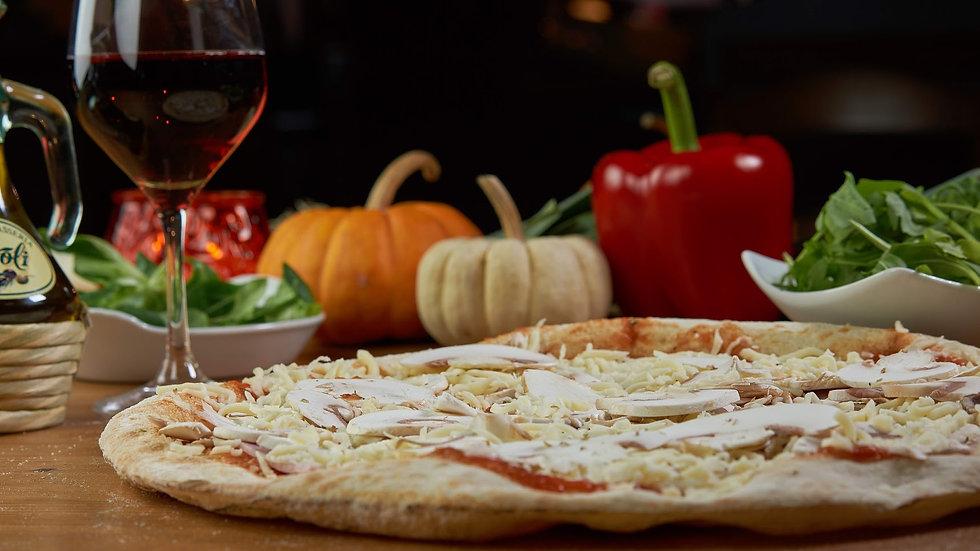 Pizza Tomate Parisienne