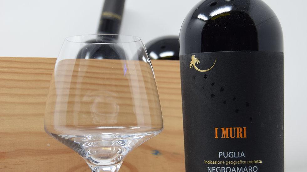 Vin Rouge Négroamaro Puglia IGP Muri 75cl
