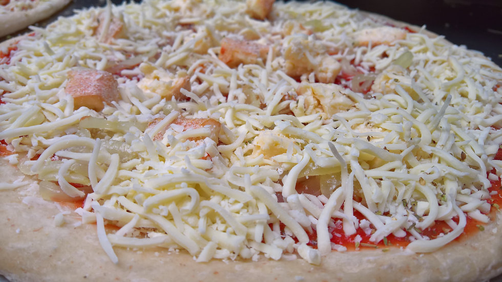 Pizza Tomate Maroilles