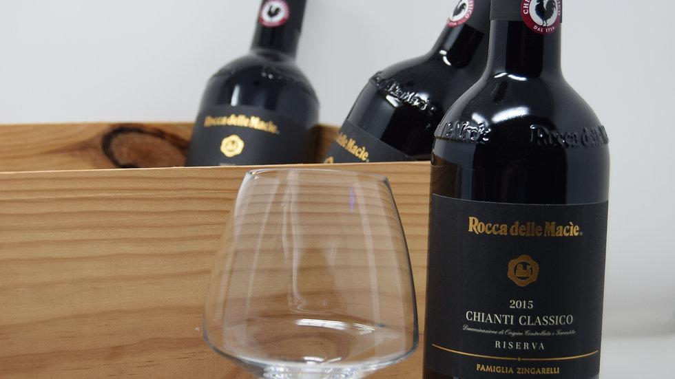 Vin Rouge Chianti RdM Classico Riserva 2015 75cl